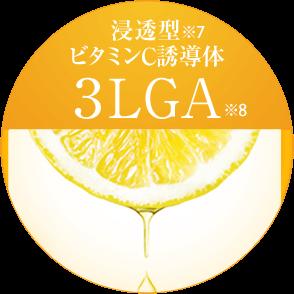 浸透型※7ビタミンC誘導体3LGA※8